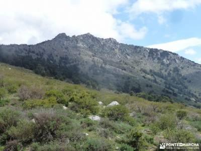 La Peñota-Valle de Fuenfría; vacaciones en segovia ruta de los faros tendilla recorrido del rio tajo